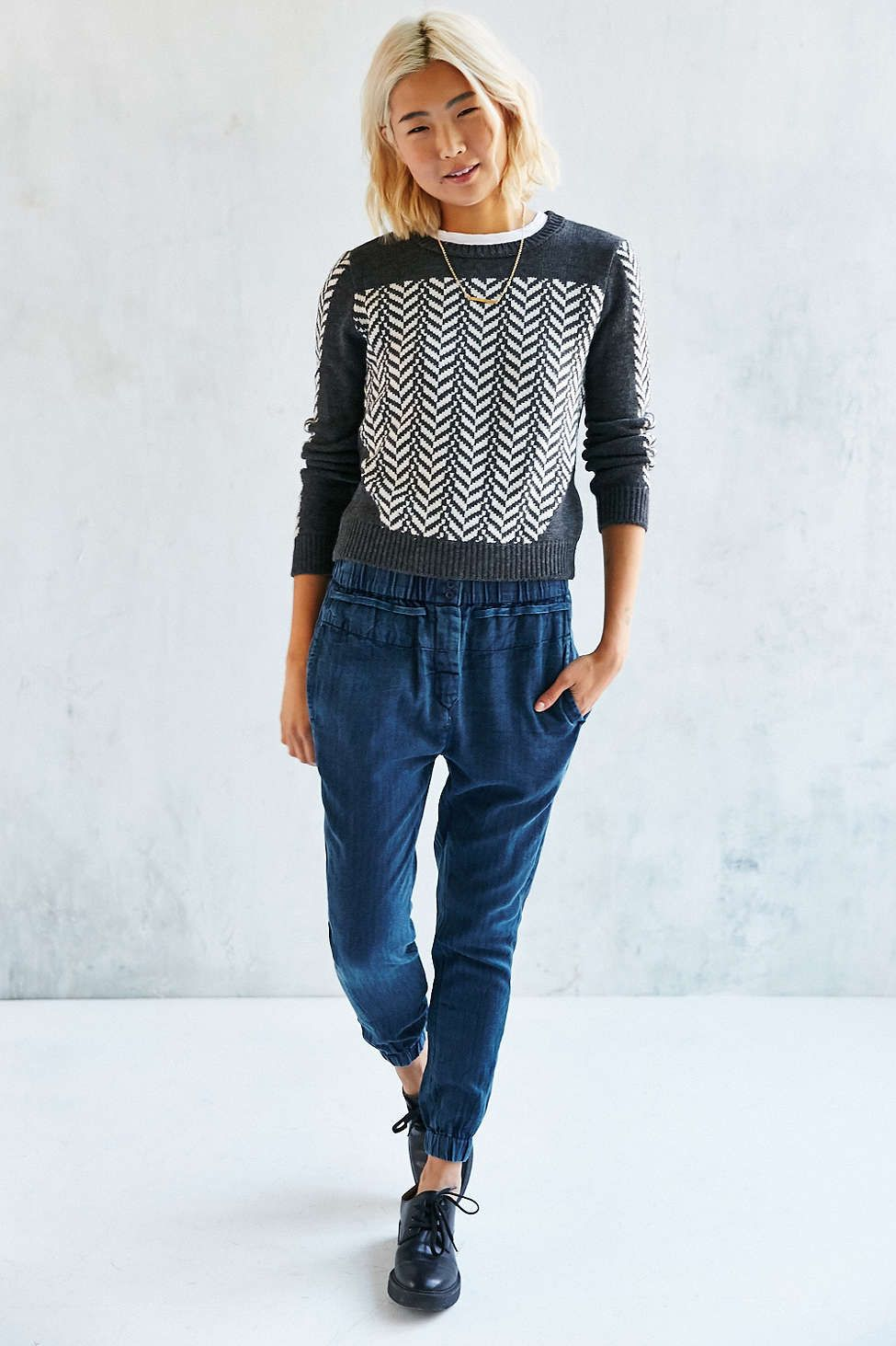 BDG Hardy Relaxed Pant