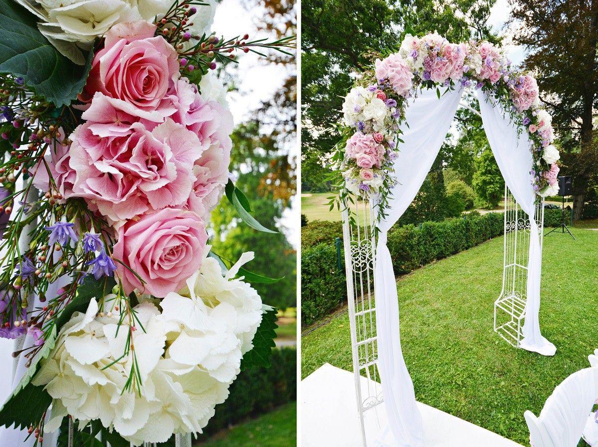 rosenbogen outdoor wedding outdoor wedding pinterest. Black Bedroom Furniture Sets. Home Design Ideas
