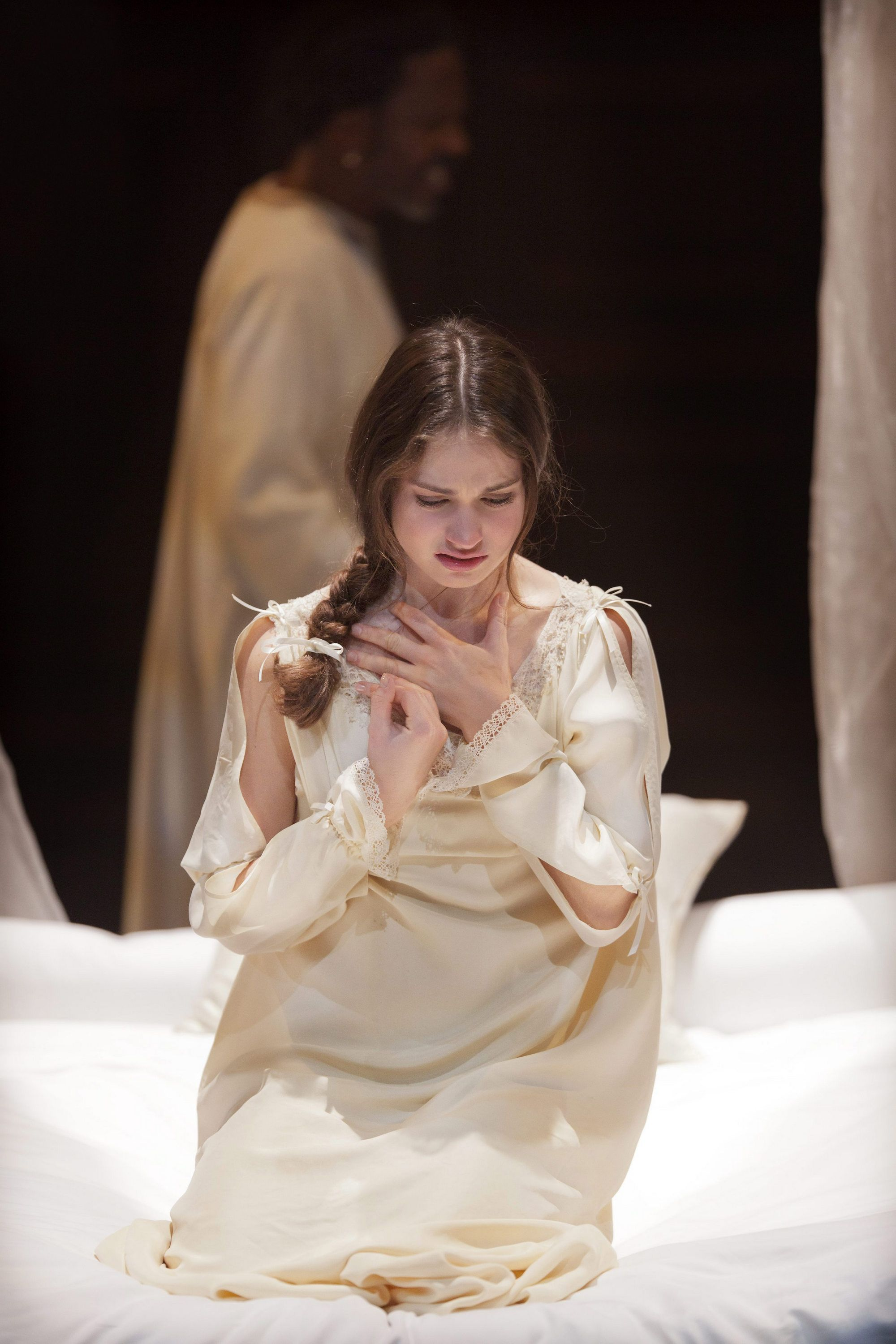essay on emilia in othello In shakespeare's othello, emilia plays a crucial role in the taking down of othello emilia is iago's wife, and throughout the plays she seeks iago's love and.