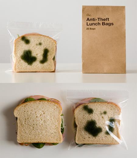 Jouw lunch wordt nooit meer ingepikt door iemand anders!