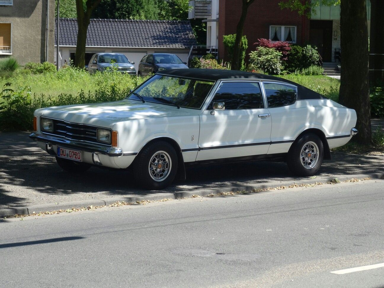 Ford Taunus Gxl Coupe Taunus Ford