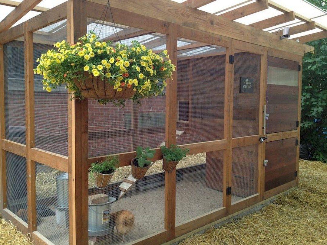 27 Brilliant DIY Backyard Ideas On A Budget (2 | Chickens ...