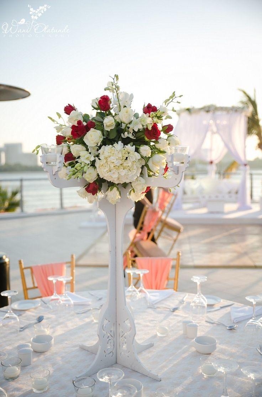 Elegant Outdoor Dubai Wedding by Wani Olatunde Photography   Wedding ...