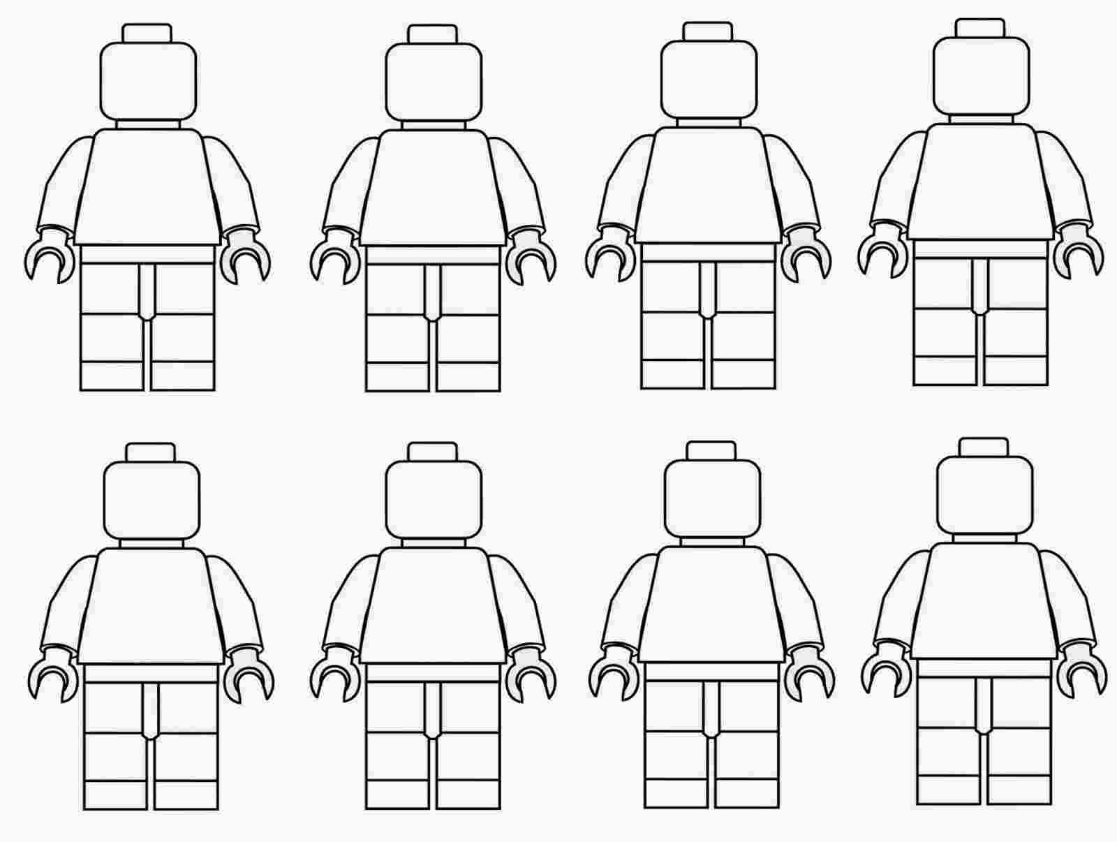 Lego Guy Coloring Page Lego Coloring Pages Lego Coloring Lego