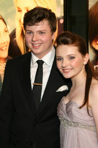 These 2 Are Siblings That Wowed My Mind Abigail Breslin And Spencer