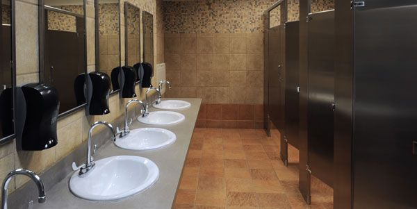 Bathroom Commercial Bathroom Design