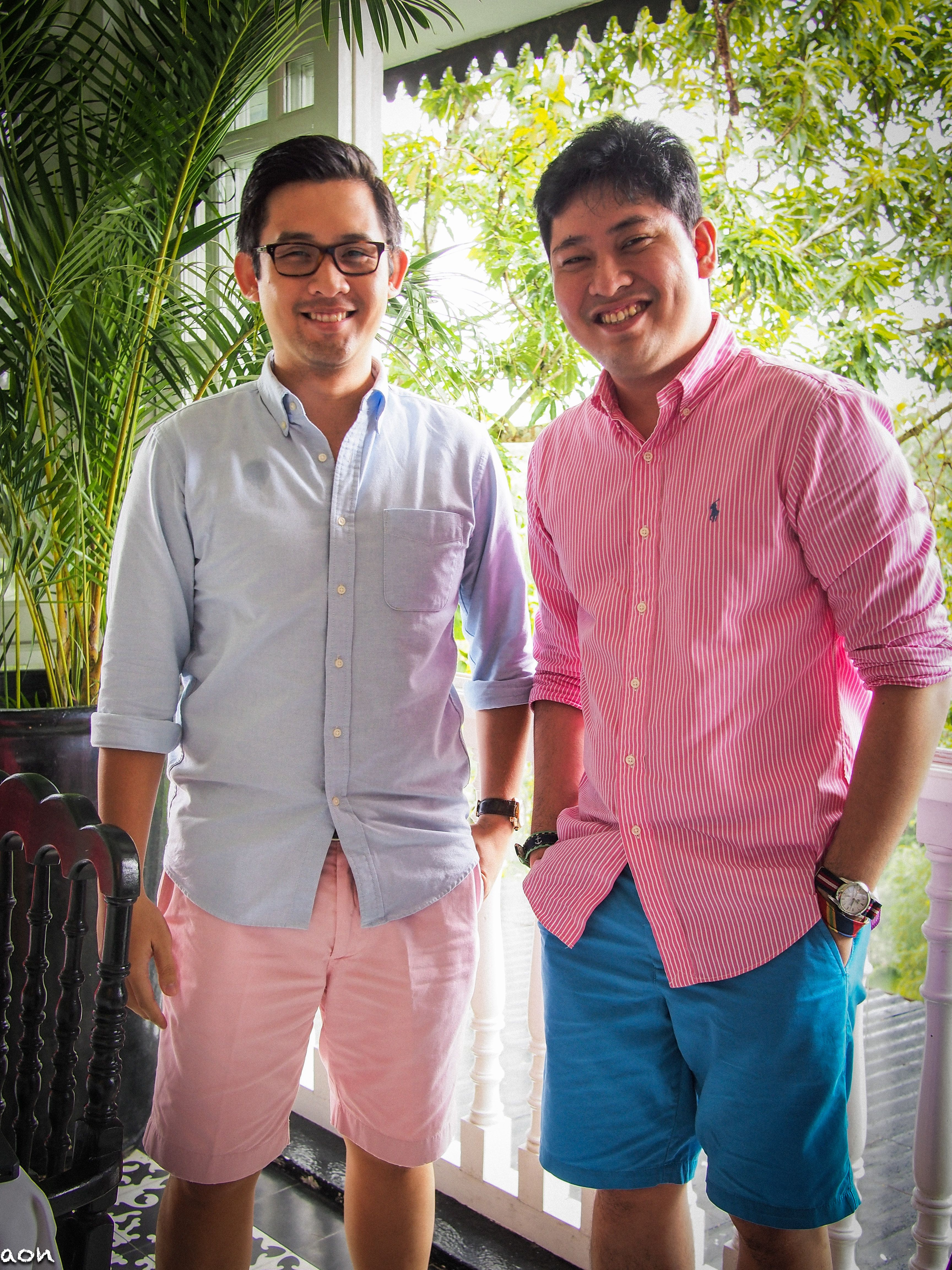 preppy summer outfits - pink ralph lauren shirt | Outfits I love ...