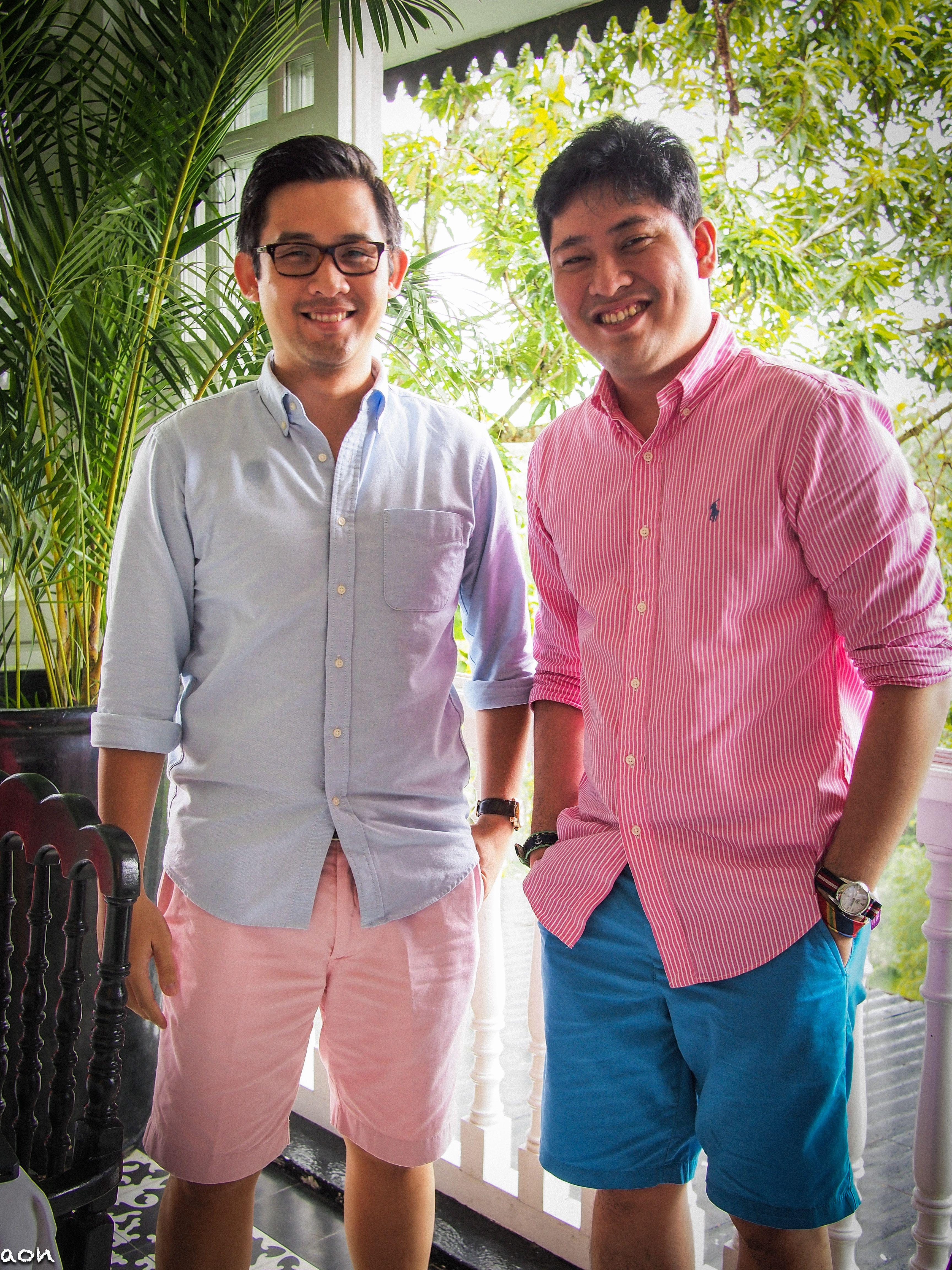 preppy summer outfits - pink ralph lauren shirt | Outfits I love ...