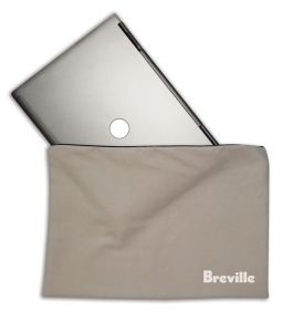 """Promotional Products Ideas That Work: Suede Laptop Case 13"""". Made in Canada. Get yours at www.luscangroup.com"""