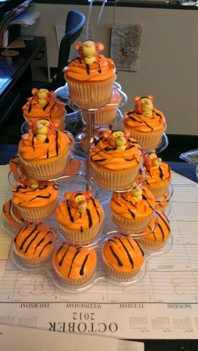 Epictiggerpcakes sweet and delightful pinterest tigger tiggerpcakes cupcake partycupcake filmwisefo Gallery