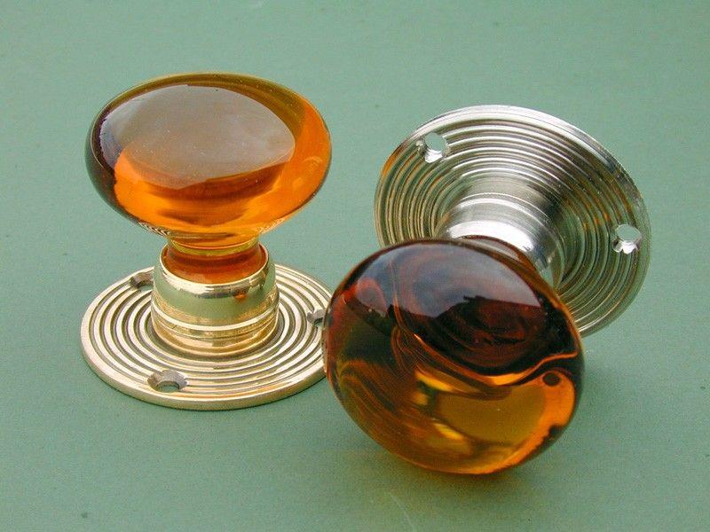 Lovehandles.uk.com DGla Bohemian Crystal Glass Mortice Knob ...