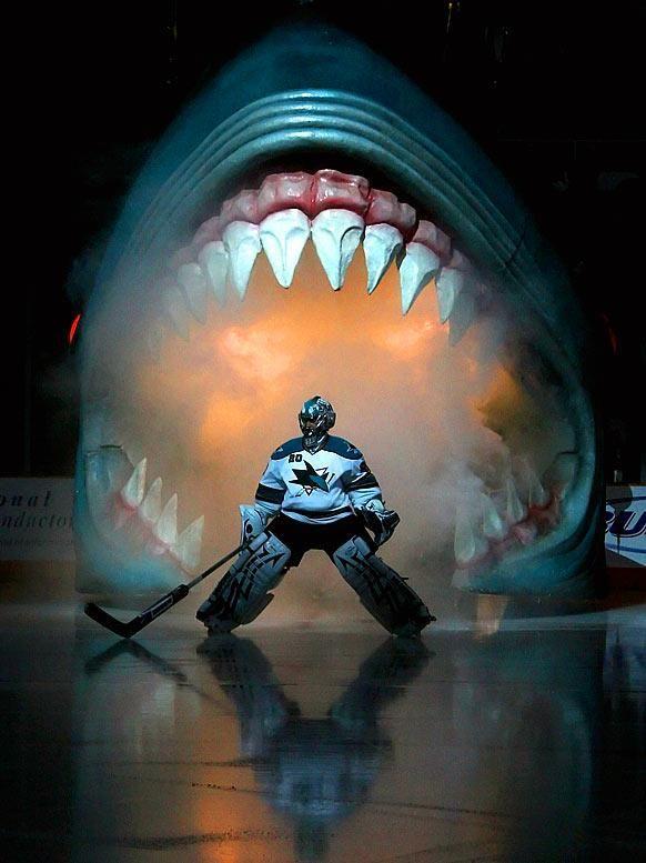 Hockey Fright Night