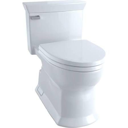 The Boulevard Luxury Performance Toilet From American Standard Concealed Trapway Toilet Luxury Toilet Toilet Modern Toilet