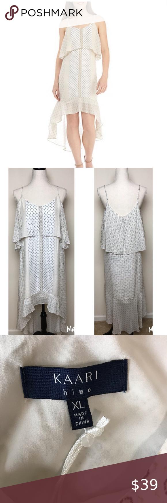 Nwt Kaari Blue High Low Stone La Dolce Vita Dress Pink Work Dresses Dress Size Chart Women Pinstripe Dress [ 1740 x 580 Pixel ]