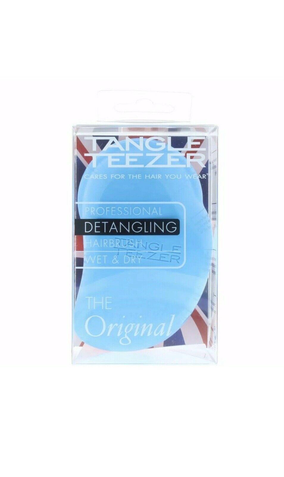 Tangle Teezer Wet Or Dry Detangling Hairbrush For All Hair Types Blueberry Pop Hair Tangles Ideas Of Hair Tangles Hair T In 2020 Hair You Wear Pop Hair Detangler