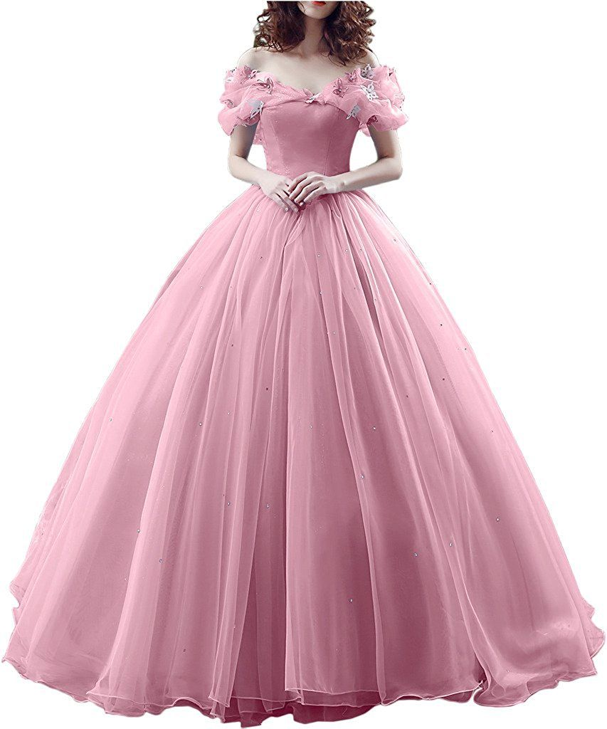 Promgirl House Damen 17 Maerchenhaft Prinzessin A-Linie Ball