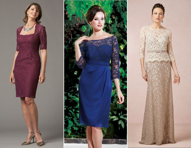 Top Dress Trends For Mother Of The Brides