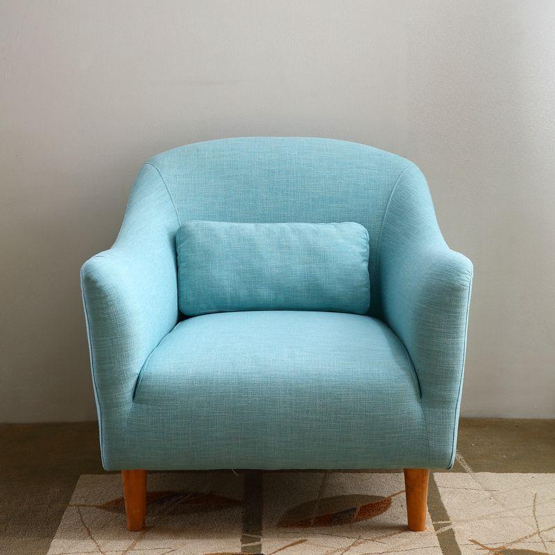 Кресло бирюзового цвета купить
