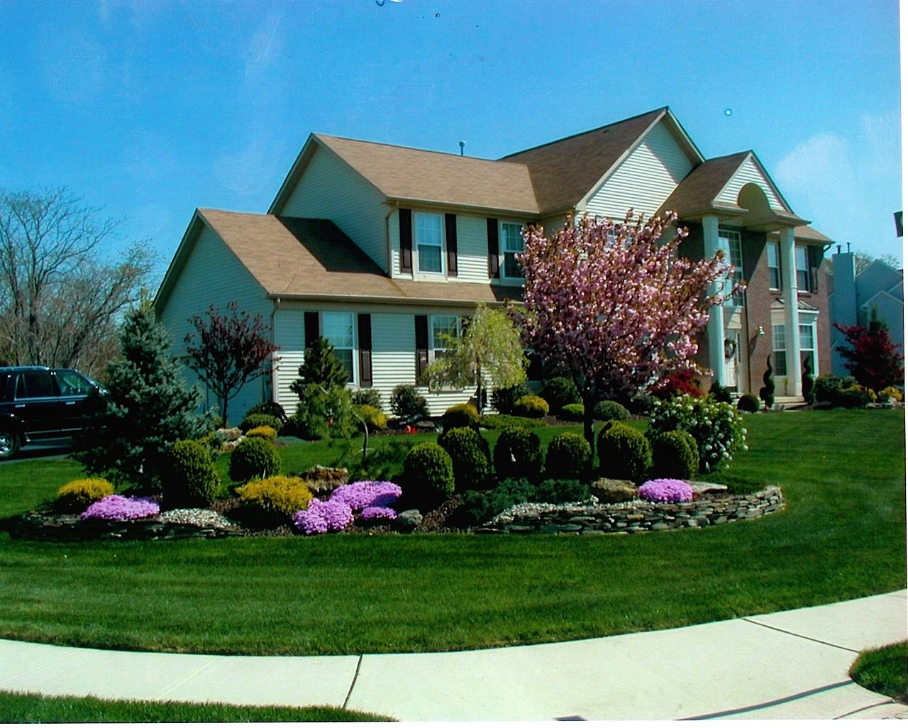 Landscape Design Installation And Services Monmouth County Nj