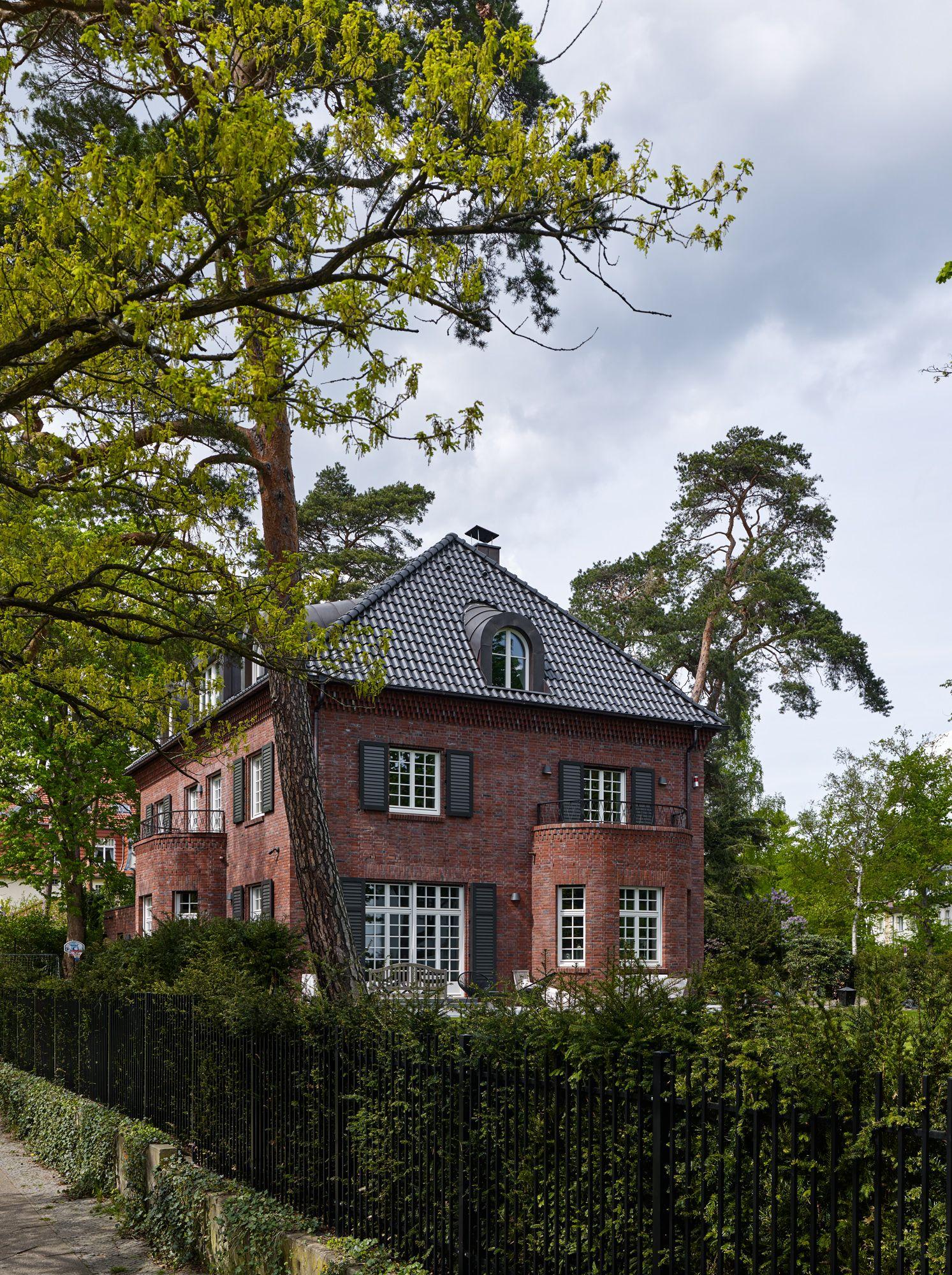 Haus S Kahlfeldt Architekten Häuser klinker