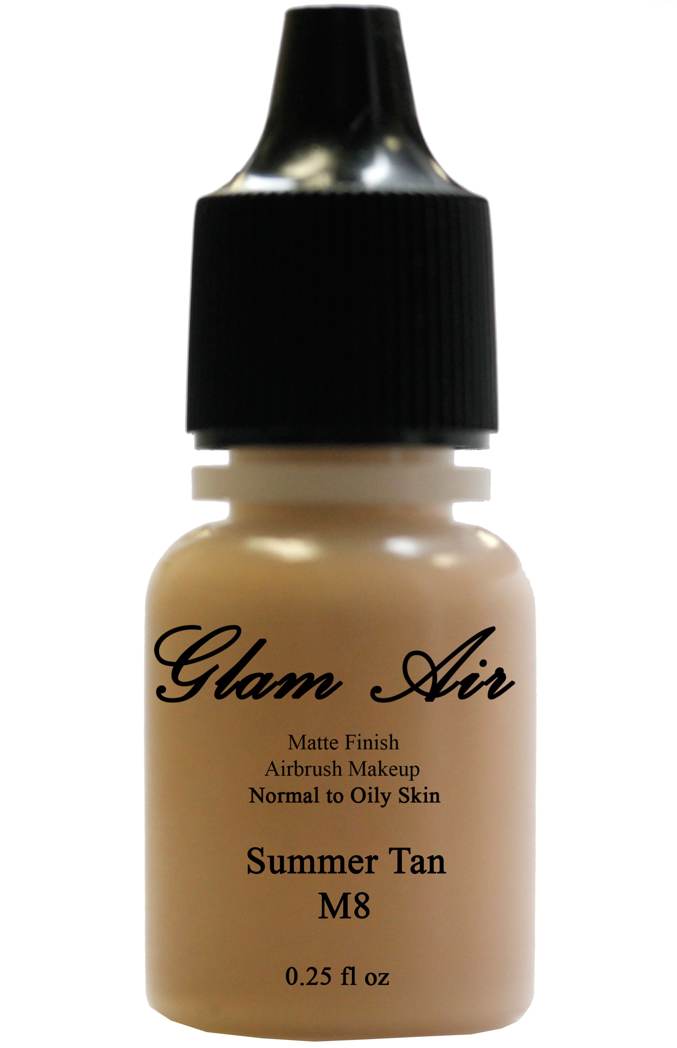M8 Summer Tan Water Based Airbrush Matte Foundation Is Part Of Our Medium Series If Your S Airbrush Makeup Foundation Airbrush Makeup Water Based Foundation