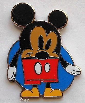 Disney Pin Popcorn Vinylmation Mickey