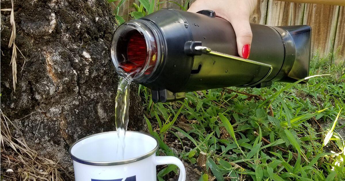 4patriots water solar thermos