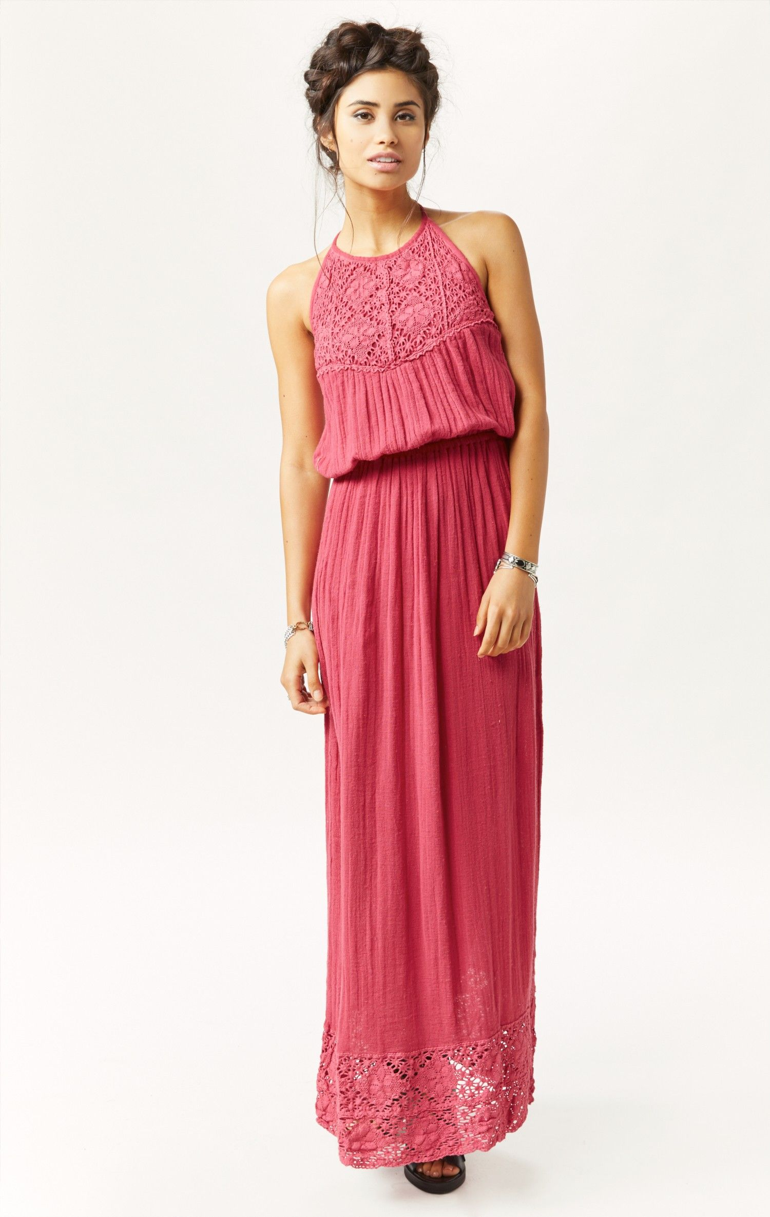 peruvian maxi dress by JEN\'S PIRATE BOOTY #planetblue | NEW ARRIVALS ...