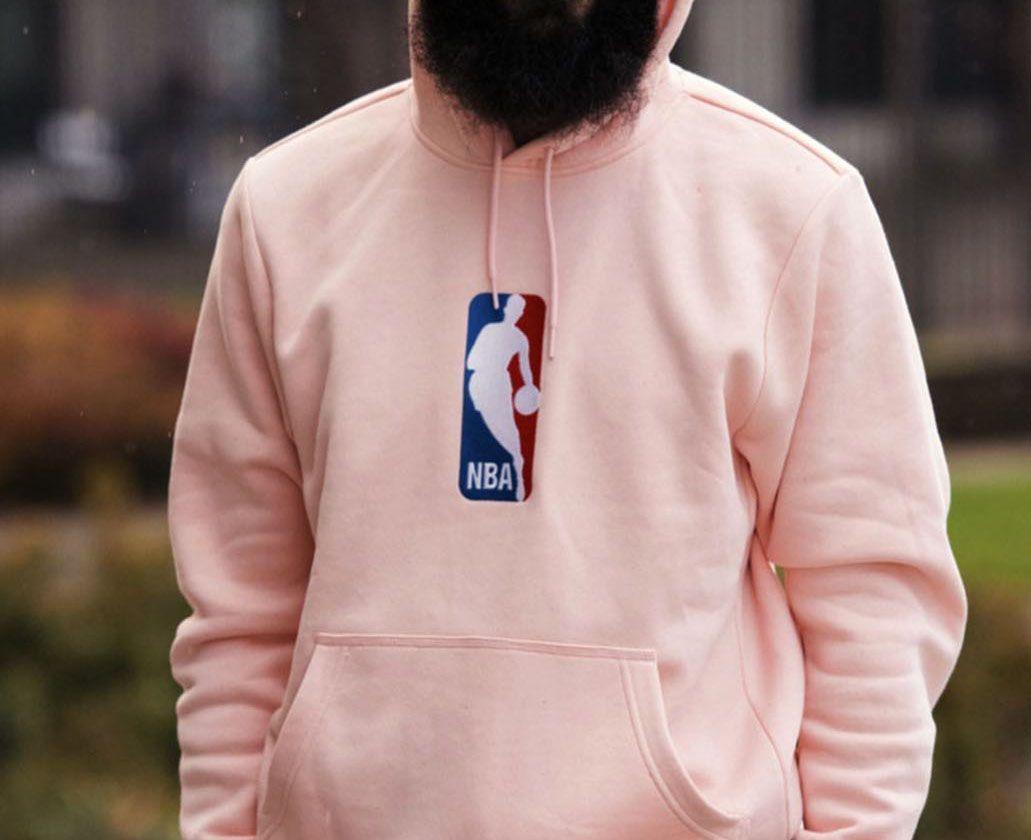 9c30a0016b2dd5 Nike SB x NBA Icon Hoodie Bubble Gum Pink restock 👉🏻 www.popname ...