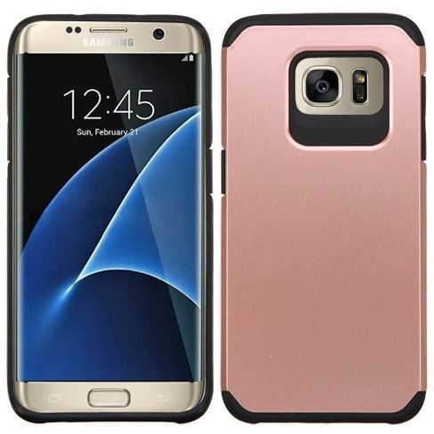 Mybat Neo Astronoot Samsung Galaxy S7 Edge Case Rose Gold Samsung Galaxy Samsung Galaxy S7 Edge Samsung Galaxy S7 Cases
