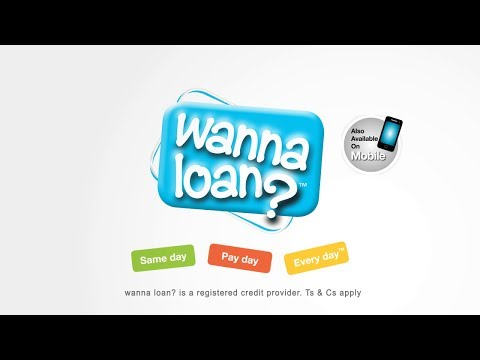 Wanna Loan Provides Payday Loans Personal Loans Accessible To Almost Everyone Even To Those Who Have Been Blacklisted Lea Payday Payday Loans Personal Loans