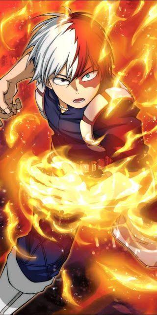 New My Hero Academia Dark Anime Wallpaper | My Hero Academia Anime 4K Wallpapers