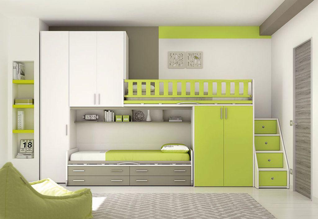 Camerette A Soppalco Moretti Compact.Moretti Compact Cameretta Soppalco Ks108 Kids Room In 2019