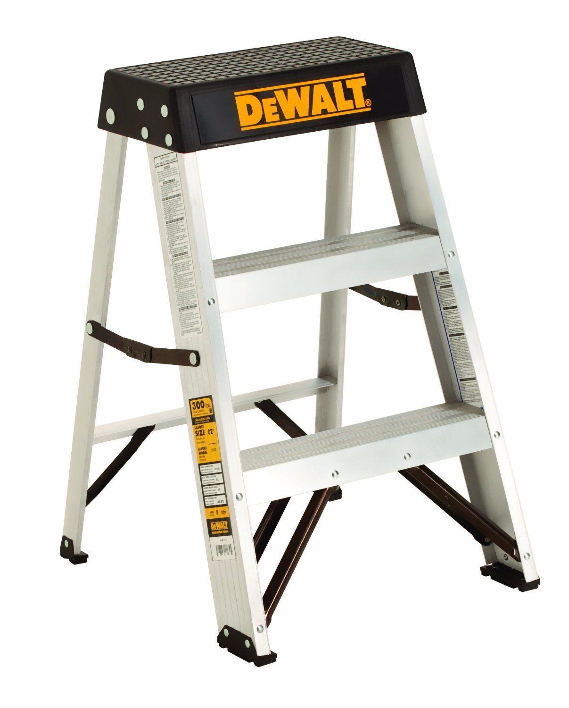Dewalt 2ft Aluminum Step Ladder Dewalt Dewalt Power Tools Step Ladders