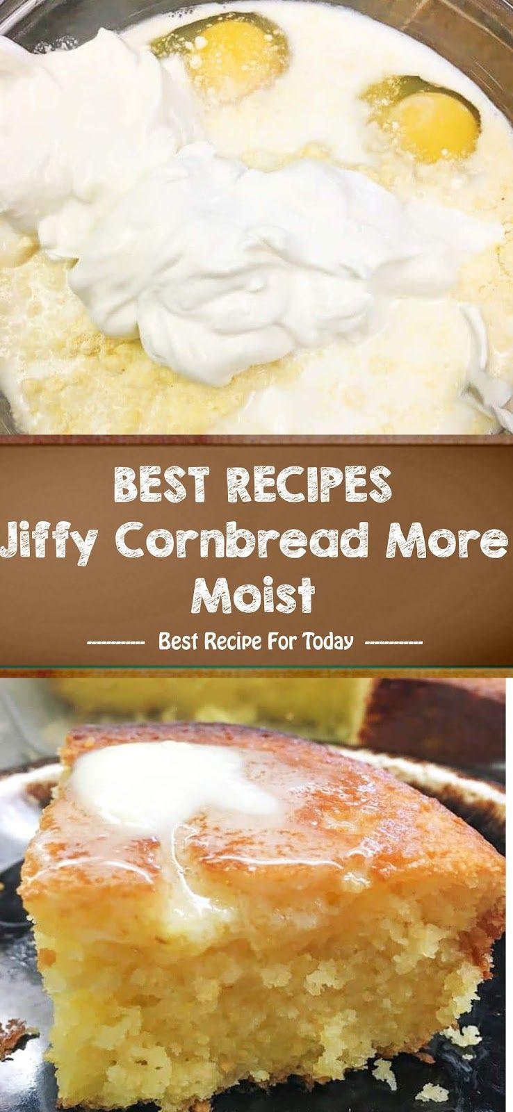 Recipe Jiffy Cornbread