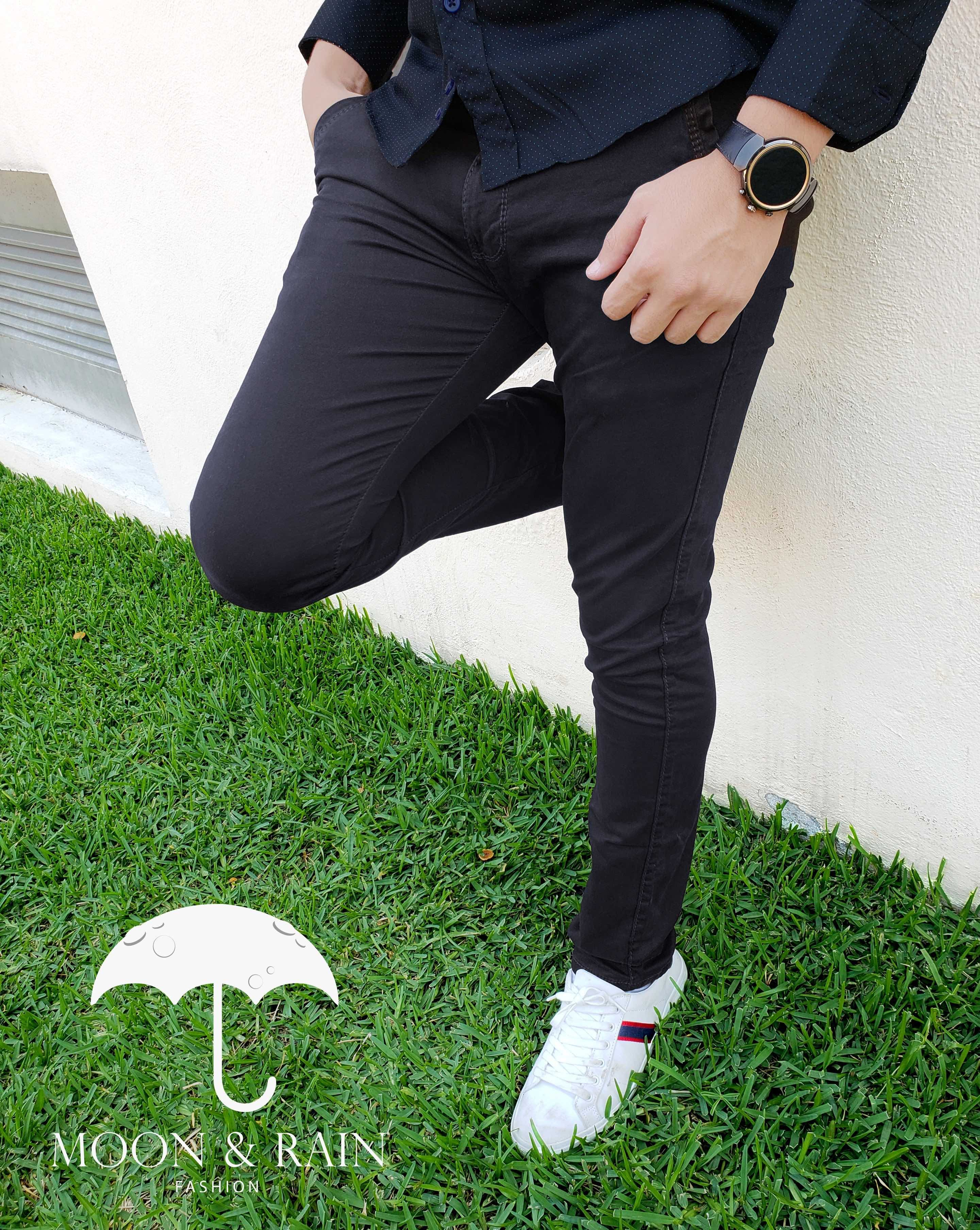 Pin On Pantalon Moon Rain