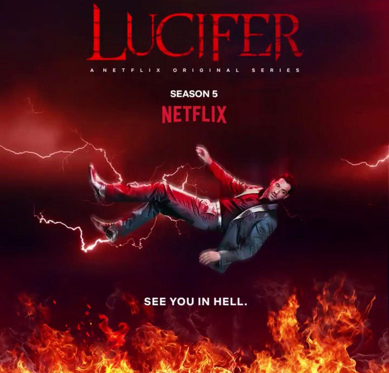 LUCIFER IS RENEWED FOR A SEASON 5😈 Lucifer morningstar