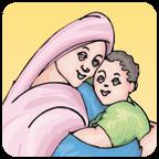 Hannah and Samuel (Character Index)- Kids Korner ...