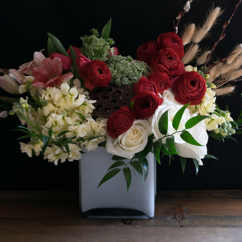Designer's Choice (most loved!) Flower vase arrangements