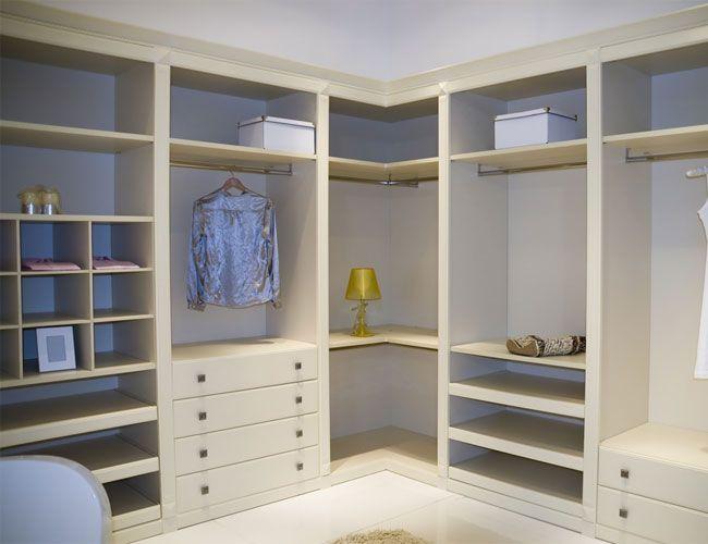 DIY Walk In Closet Systems | Projeto De Closet | Mix And Match For Finally  | Pinterest | Corner Closet, Walking Closet And Closet Rod