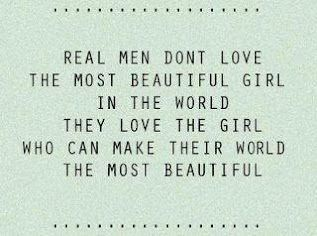 Who makes your world the most beautiful?