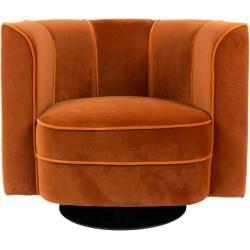 Photo of Flower lounge chair Dutchbone