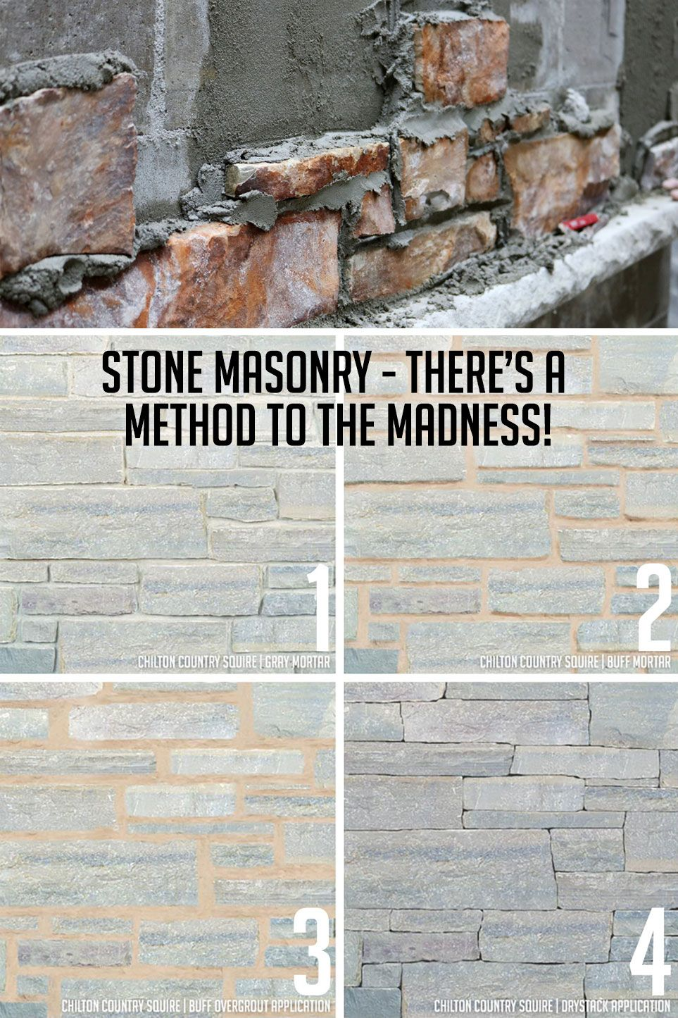 Stone Masonry There S A Method To The Madness Veneer