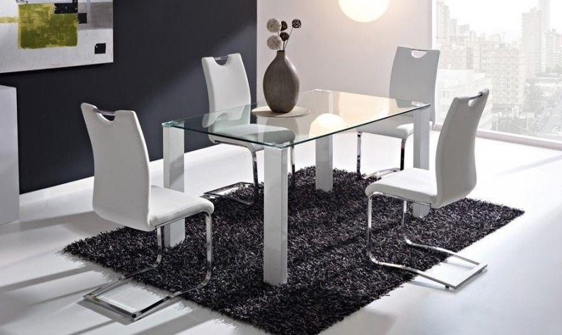 Mesa de comedor de cristal Atrio Comprar Mesas de comedor en