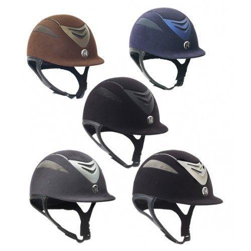 One K™ Defender Chrome Stripe Helmet