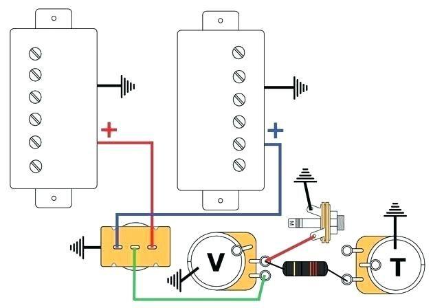 Wiring Diagram Guitar In 2020