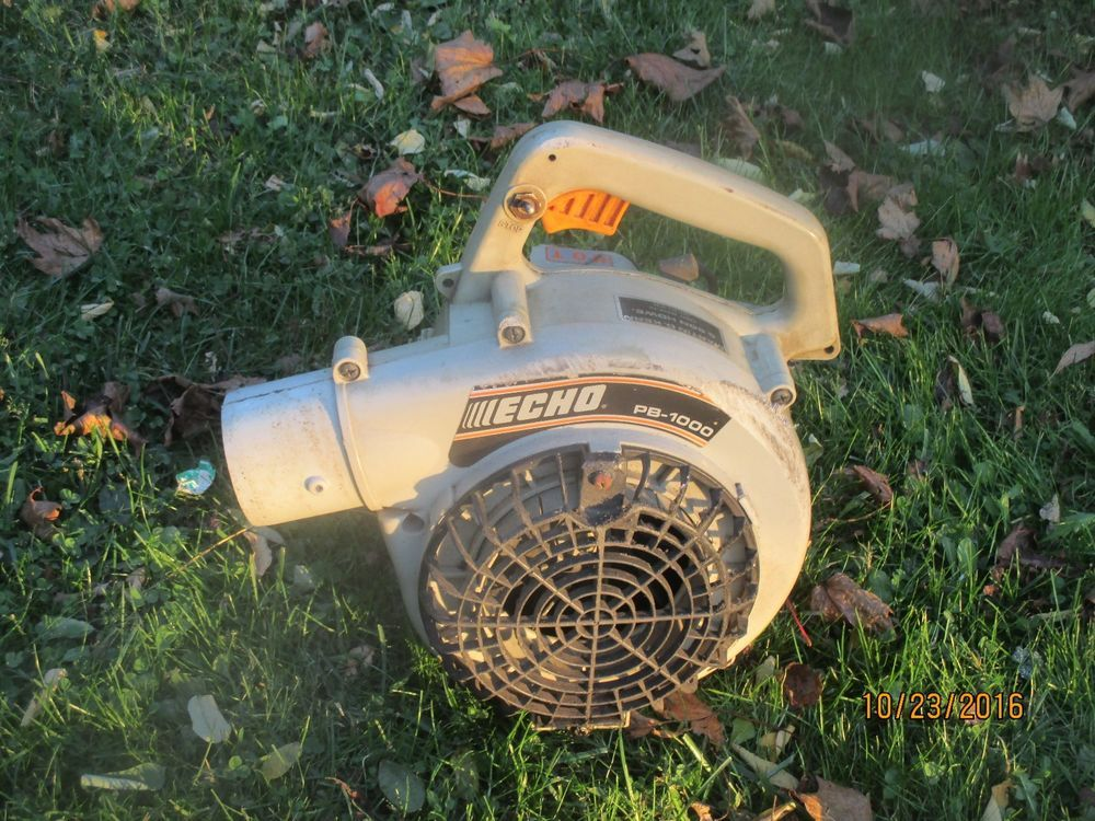 Echo pb 1000 blower, power head only | power equiptment parts