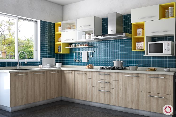 25 Kitchens That Will Inspire A Makeover Kitchen Tiles Design