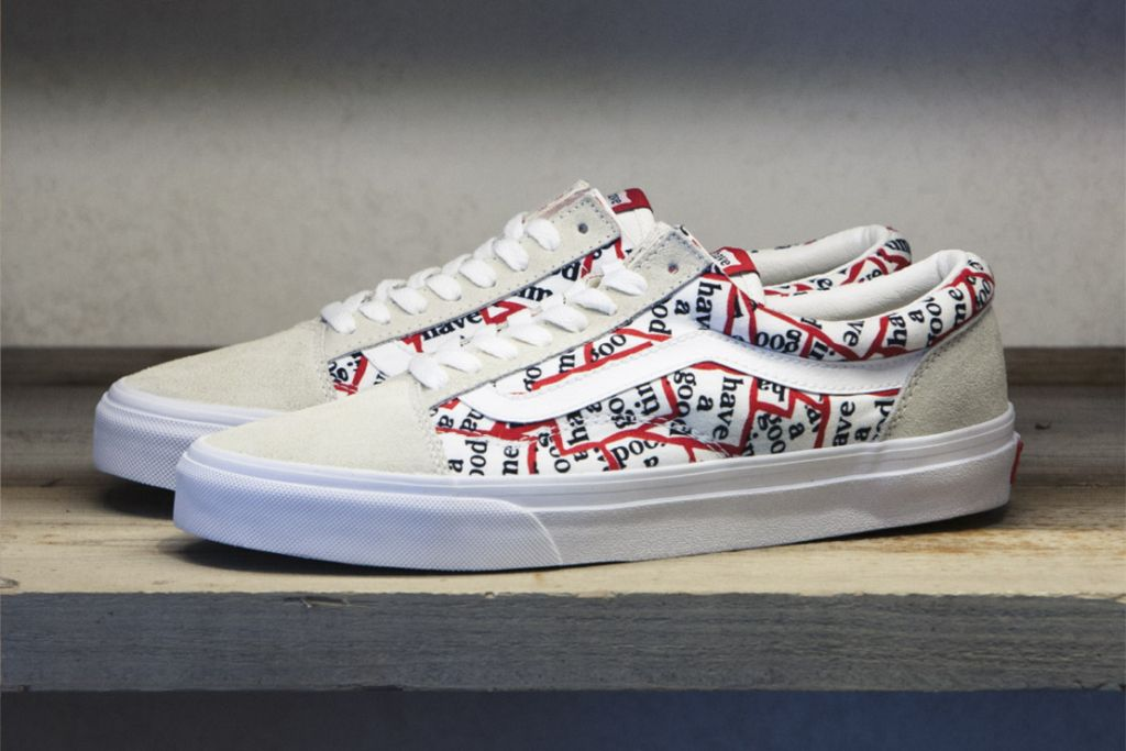 have a good time x Vans 2015 Summer Old Skool