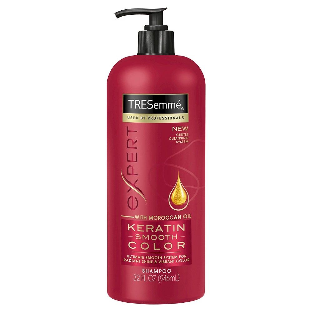 Tresemme Expert with Moroccan Oil Keratin Smooth Color
